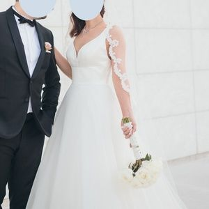 Wedding dress, Legends by Romona Keveza, Kleinfeld